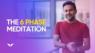 6 Phase Guided Binaural Beats Meditation | Vishen Lakhiani