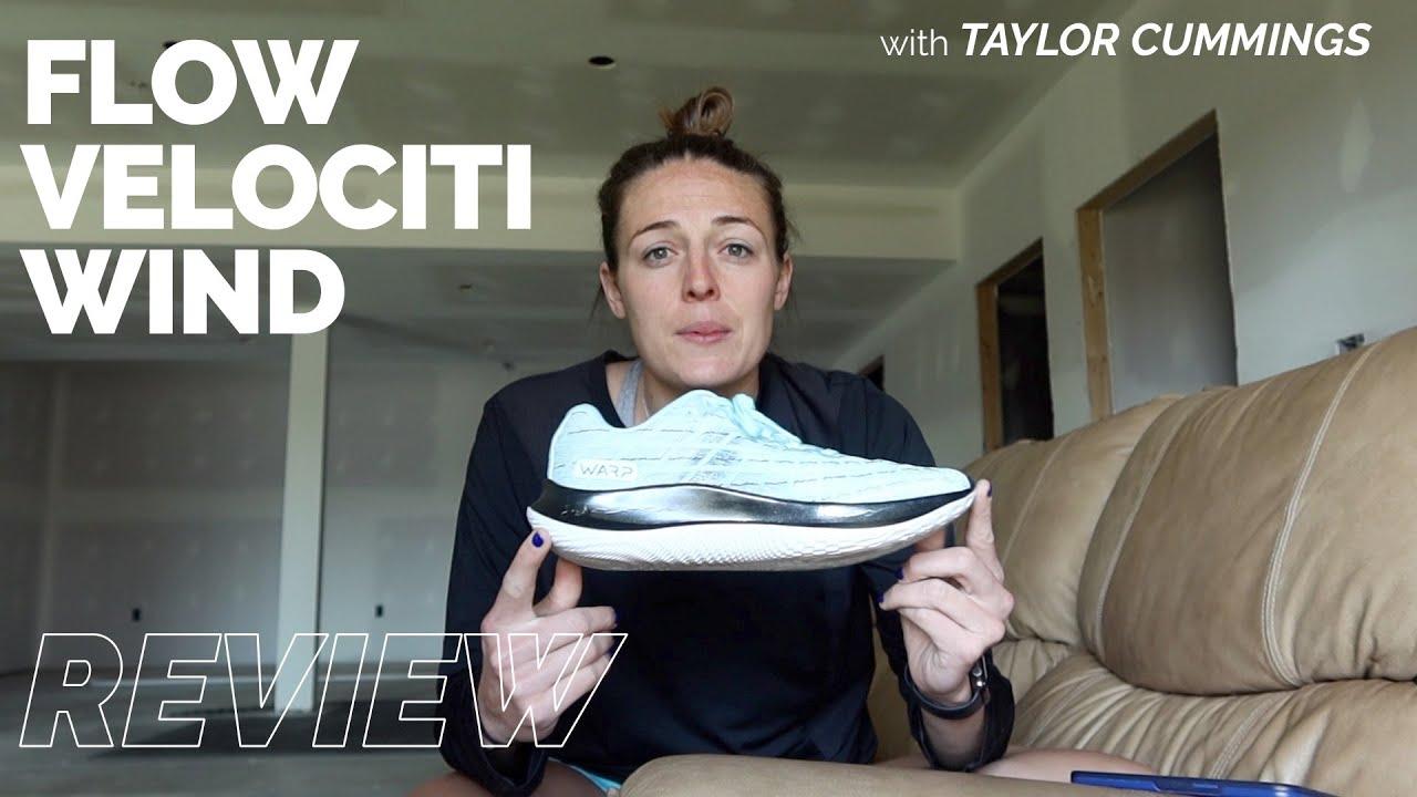 Ua Flow Velociti Wind Running Shoe Review Youtube