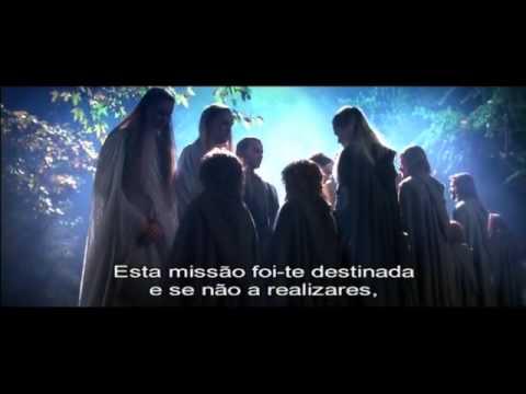 Cultos_ O SENHOR DOS ANÉIS - A IRMANDADE DO ANEL (Trailer 2 Legendado Portugal)