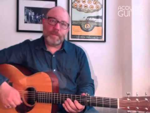 Creative Accompaniment Lesson from Acoustic Guitar