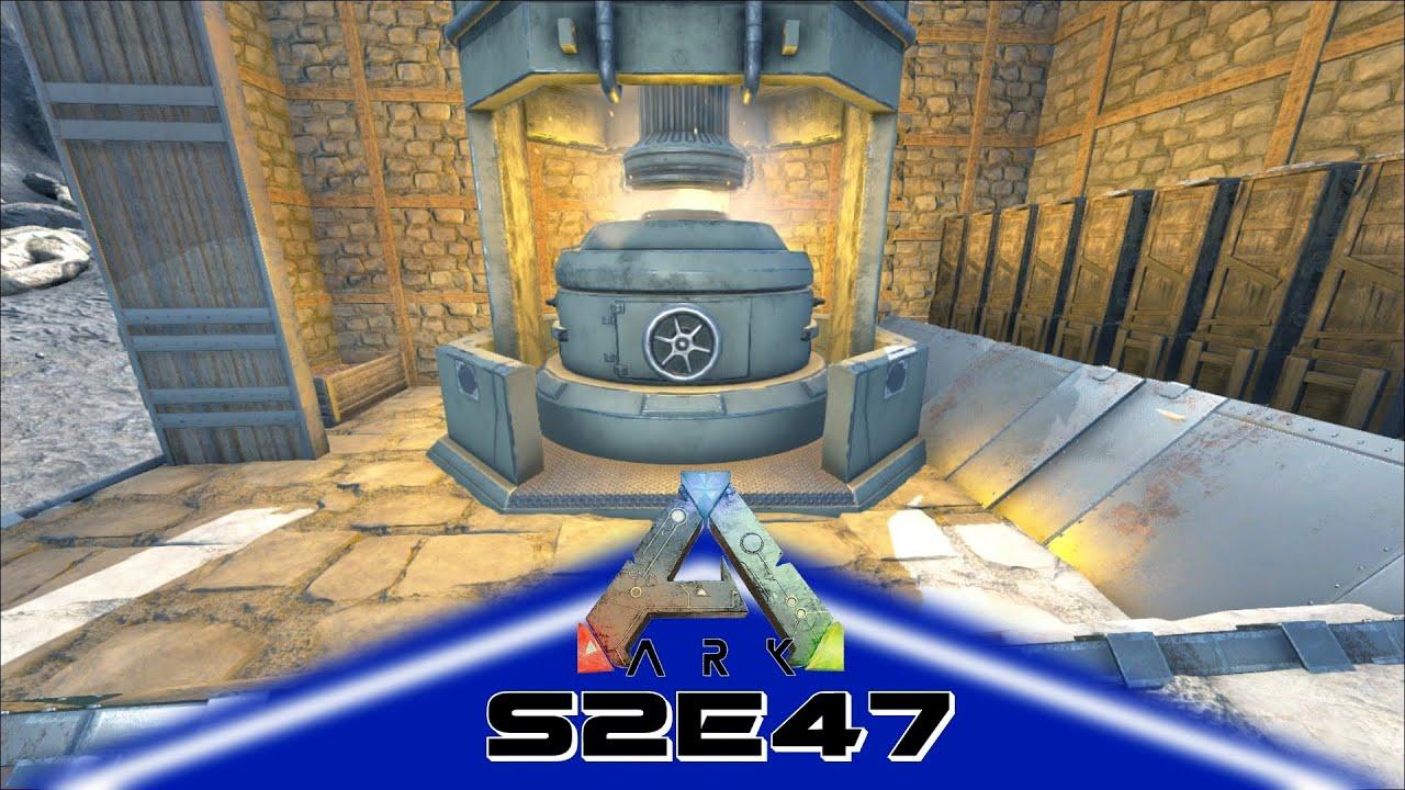 ark survival evovled gameplay e47 industrial forge super turkeys youtube. Black Bedroom Furniture Sets. Home Design Ideas