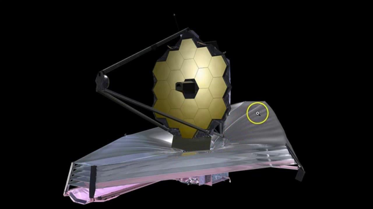 Telescopio James Webb 2016 - YouTube