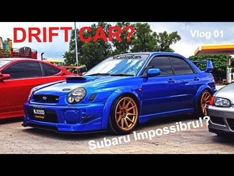 GETTING MY JDM ENGINE! | SUBARU DRIFT CAR | GOLF VR6