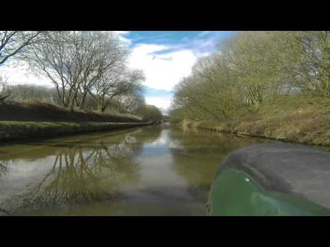 Four Counties Ring - Canal Time Lapse 120x normal speed