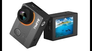 ThiEYE E7: the cheapest 4k action camera with image stabilization