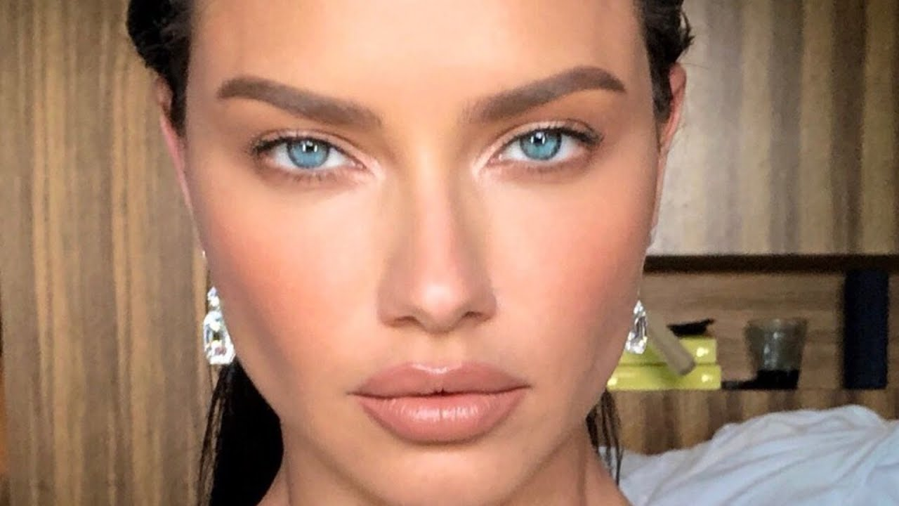 famous models who are almost unrecognizable without makeup