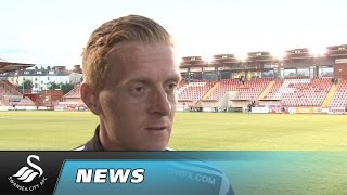 Swans TV - Reaction: Monk on Exeter win