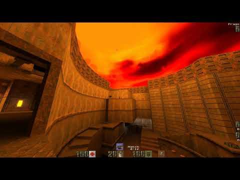 Quake 2: Duel - q2dm1 - tm.n3d v FSTom 09/07/2020 |