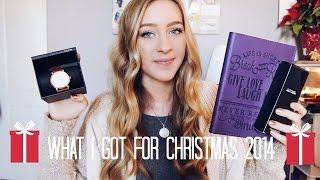 What I Got For Christmas 2014! | ZaraForever Thumbnail