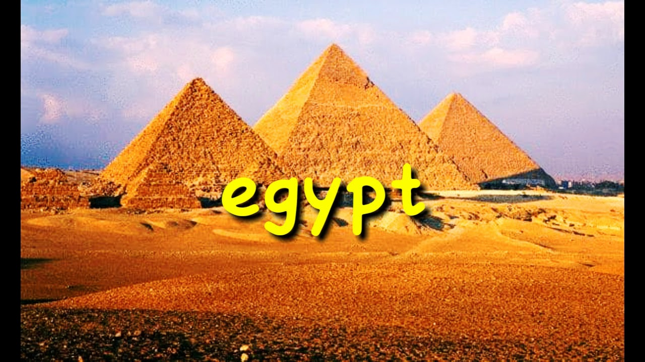 what should i take to egypt