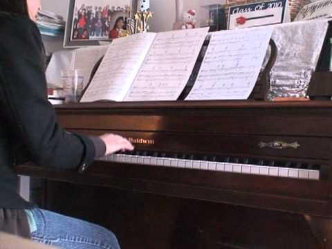 King of Anything- Sara Bareilles (piano cover)