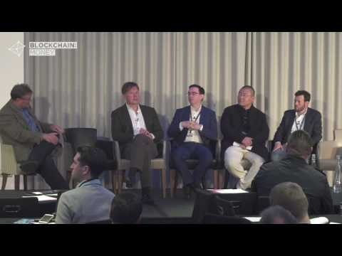 Investment Panel - Blockchain: Money London