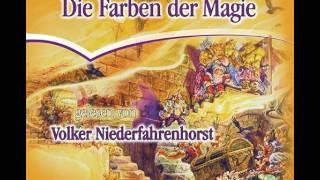 Die Farben der Magie von Terry Pratchett (Fantasy) Hörbuch