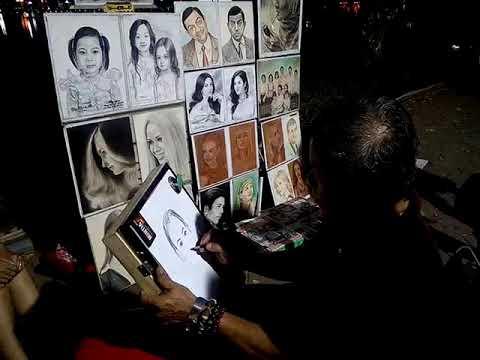 Last part of Hanoi artist