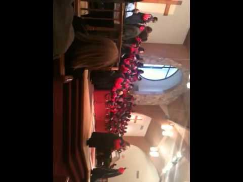 Patmos Chapel(Higher Calling) Ft Barbara Myers