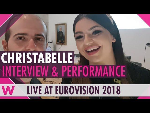 Christabelle (Malta) at Lisbon Institute of Global Mental Health