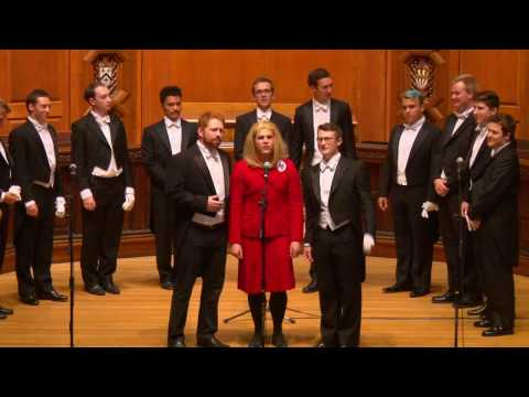 2016 Family Weekend Concert by The Yale Whiffenpoofs of 2017