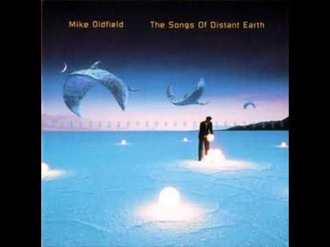MIKKE OLLDFIELD - The Songs F Distant Earth (1994) Full Album