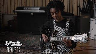 Melanie Faye & The Premier DC | D'Angelico Guitars