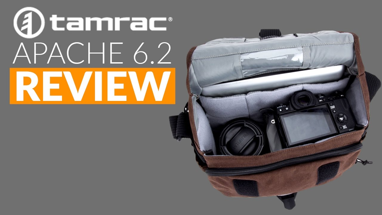 Tamrac Apache 6 2 Messenger Camera Bag Review
