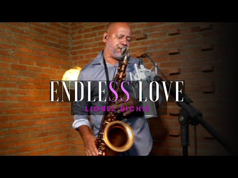 ENDLESS LOVE (Lionel Richie) Sax Angelo Torres - AT Romantic CLASS #18