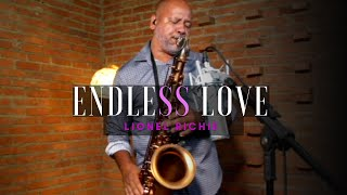 ENDLESS LOVE (Lionel Richie) Sax Angelo Torres - Saxophone Cover - AT Romantic CLASS #18