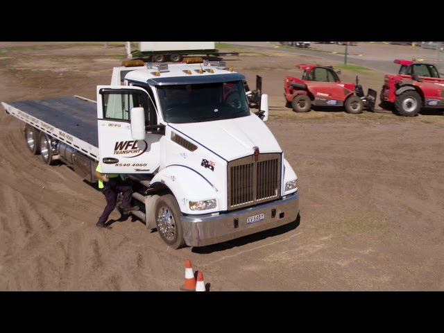 Kenworth T360 Customer Overview