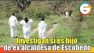 Investigan si es hijo de ex alcaldesa de Escobedo, Nuevo León