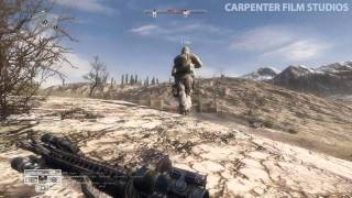 Operation Flashpoint: Red River™ gameplay HD