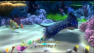Finding Nemo - Mr. Ray