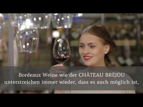 Bordeaux Wein CHATEAU BREJOU - Bordeaux  Rotwein, Bordeaux Wine, Bordeaux Weine