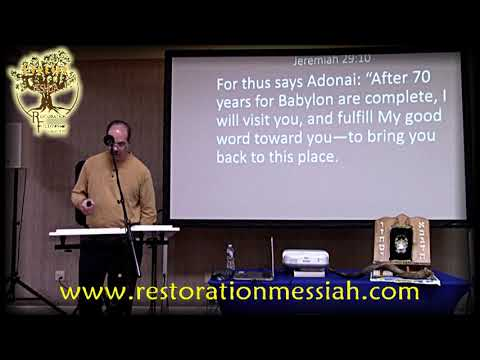 Repentance Amid Prayer & Prophecy pt 2 - Daniel 9