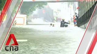 Wall collapse kills 15 as monsoon hits Mumbai