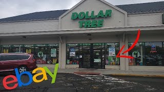 Make EASY Money Selling Things From DOLLAR TREE! Anyone Can Do This.