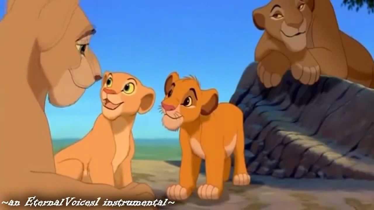 Uncategorized Nala From Lion King lion king bathing cub nala fandub youtube fandub