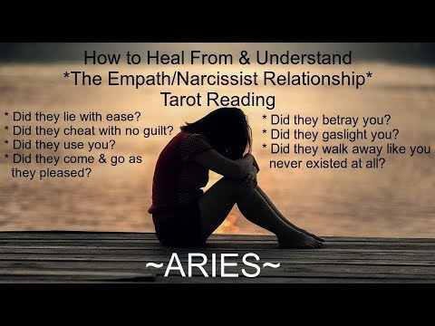 narcissist dating an empath