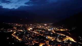 Nge Thimphu- MISTY TERRACE lyrical video, Bhutanese Latest Hit song