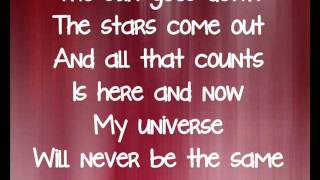 Glee - Glad You Came Lyrics