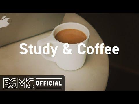 Study & Coffee: Chill Study Beats Music Radio - Cozy Jazzhop Lounge Music