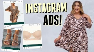 I Bought an Entire Outfit from Instagram Ads (they scammed me)