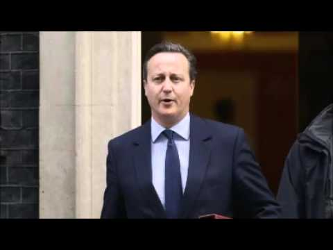 David Cameron urges Oxfordshire County Council to avoid cuts