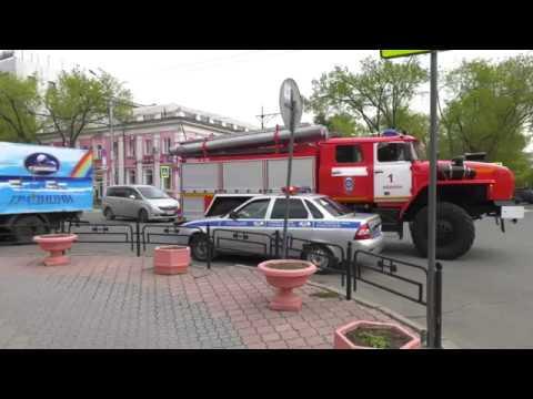 Авария Щетинкина - Ленина - Абакан 24