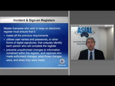 ASIAL Webinar: SLED update 23 June 2015
