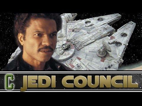 Will Lando Lose the Millennium Falcon to Han Solo? Interview w Inferno Squad author, Christie Golden