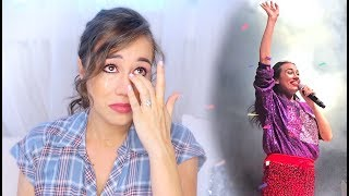 Saying Goodbye To Miranda Sings Live