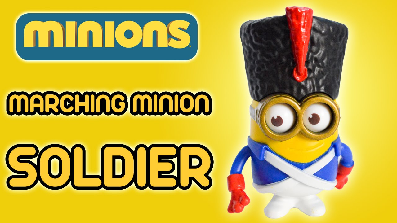 ing minion ier minions movie mcdonald s happy meal ing minion ier minions movie 2015 mcdonald s happy meal toy review by ilovethistoy
