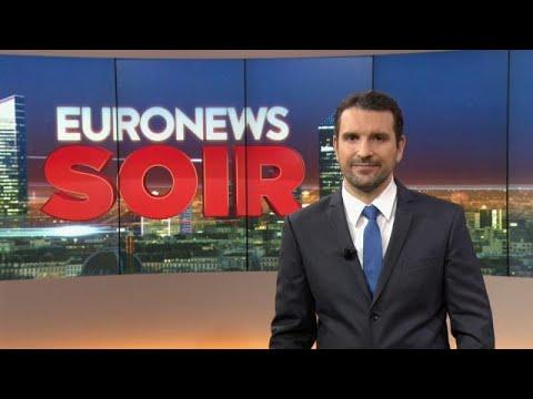 Euronews Soir : l'actualité du 12 février
