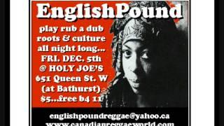 ENGLISH POUND FRIDAY NIGHT MIX TAPE PART 3 ROOTS DUB REGGAE TORO