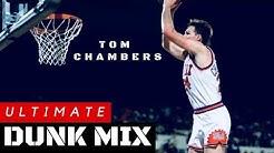 Tom Chambers | Ultimate NBA Dunk Mix
