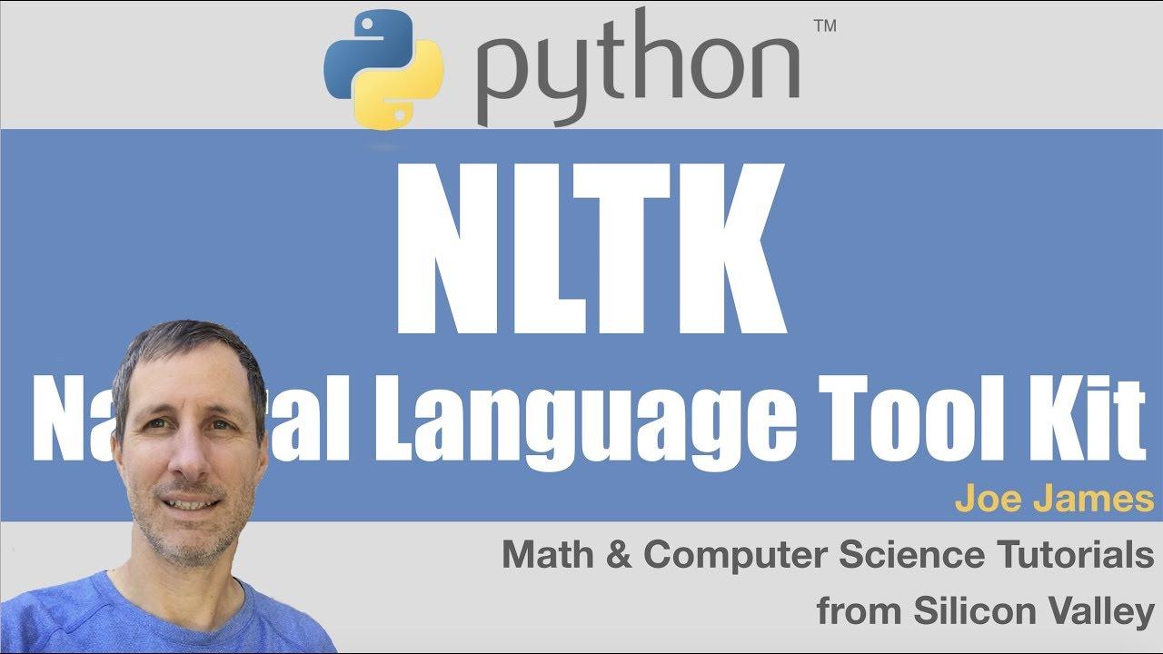 Python: NLTK part 1/3   Natural Language Tool Kit - corpus, punctuation,  stop words